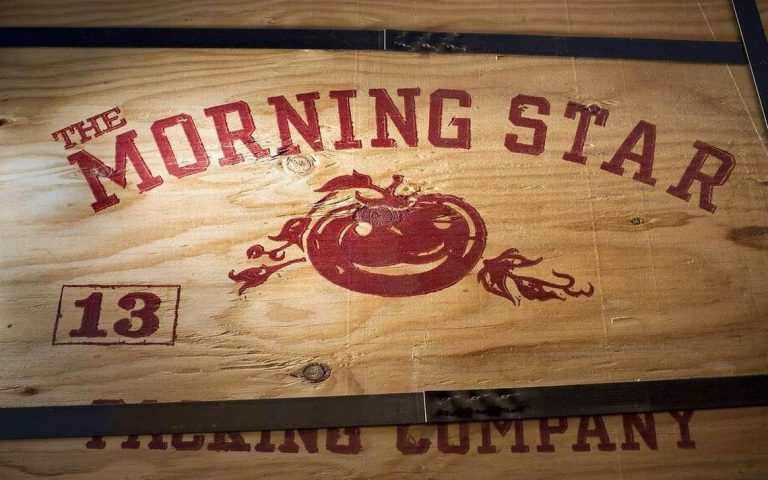 TOMATO PROCESSOR, MORNING STAR, EXPECTS EVEN GREATER COLLABORATION ON INNOVATION.