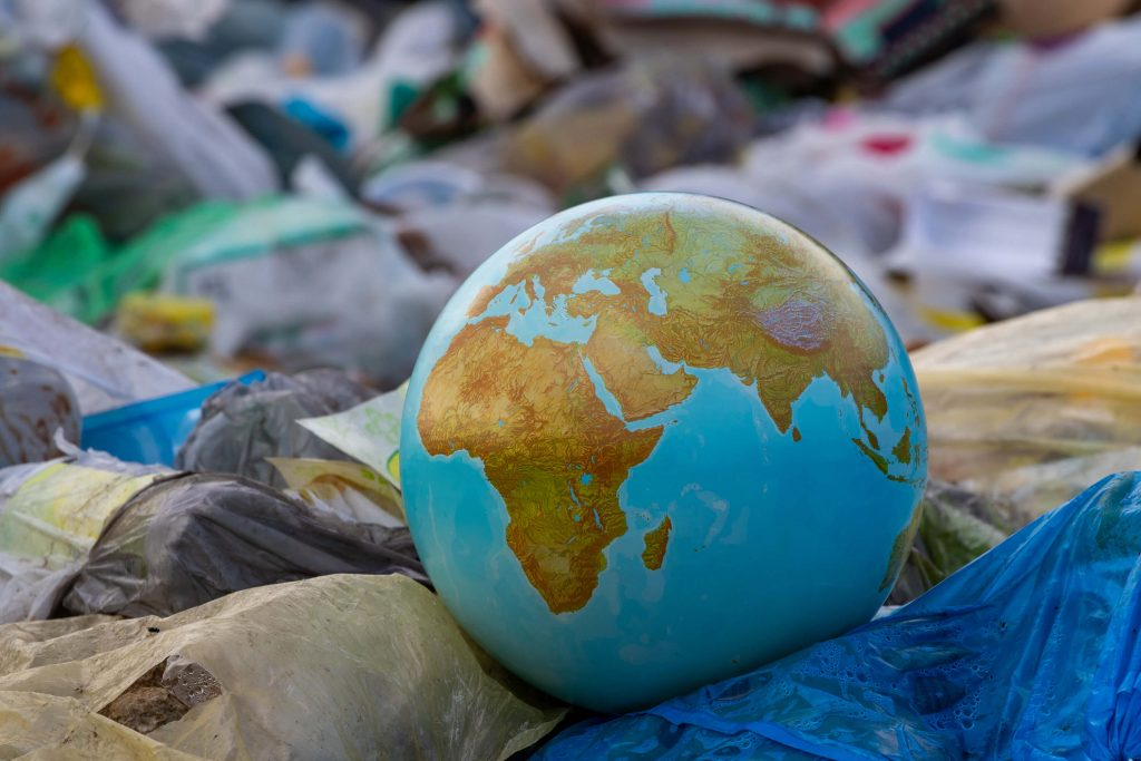 Plastic Waste Influence