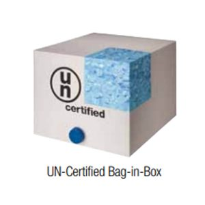 UN-Certified Bag-in-Box